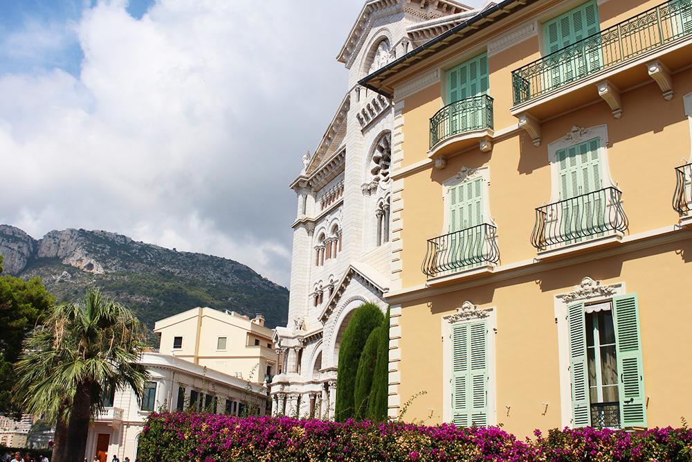 Monaco house
