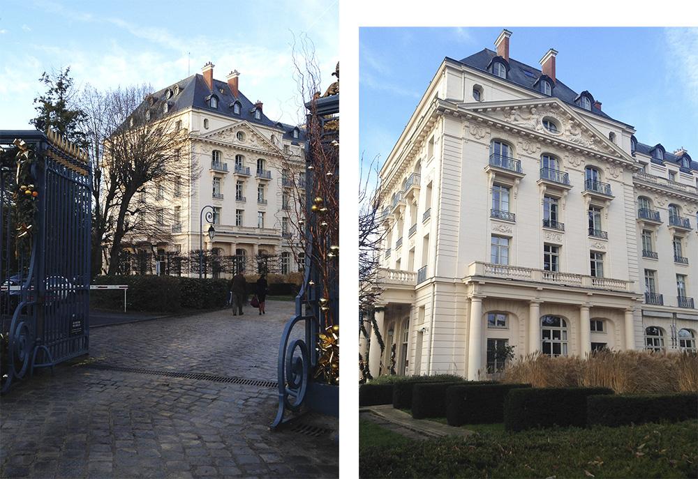 Spa Trianon Versailles