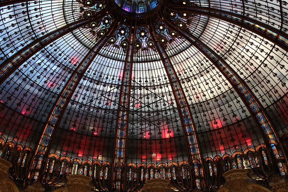 Galeries Lafayette Paris 01