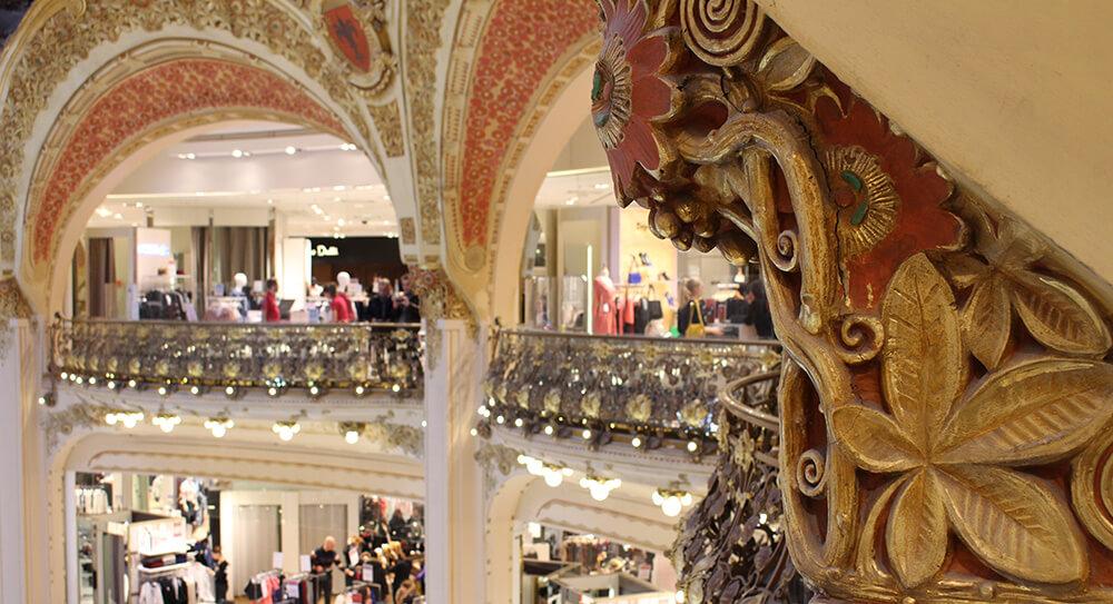 Galeries Lafayette Paris 2