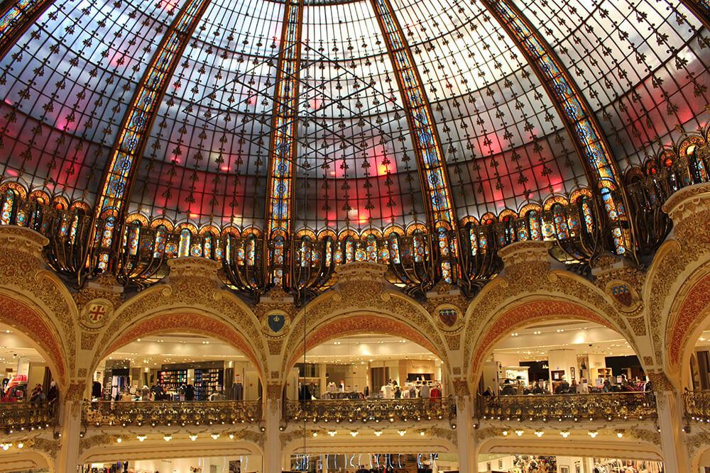 Galeries Lafayette Paris 4