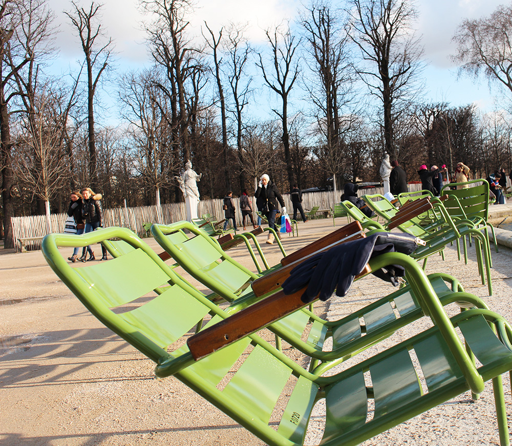 Tuileries winter 3